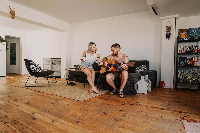 Flooring Design for Modern Homes: Trendy Styles