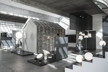 FLOS Scandinavia Showroom, Copenhagen