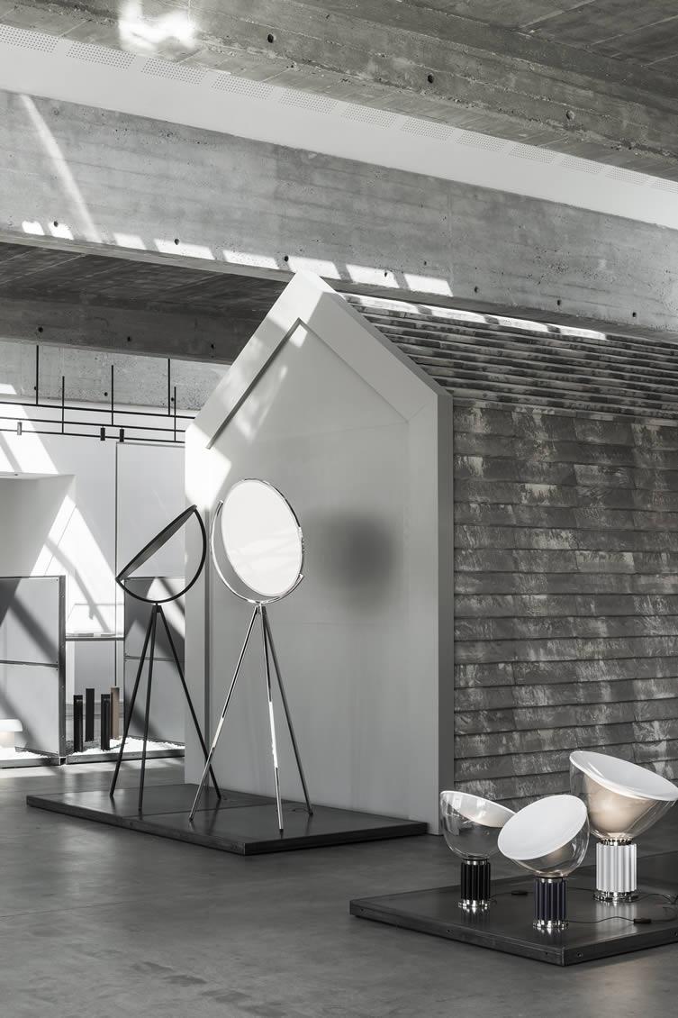 FLOS Copenhagen: Scandinavia Showroom, Denmark Design Store