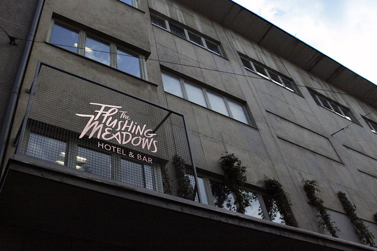 The Flushing Meadows Hotel and Bar — Munich