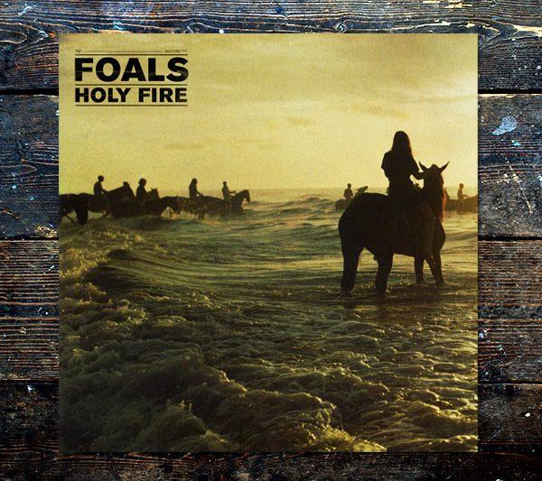 Foals, Holy Fire