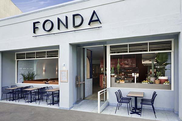 Fonda Bondi, Fonda Mexican Bondi Beach, Sydney