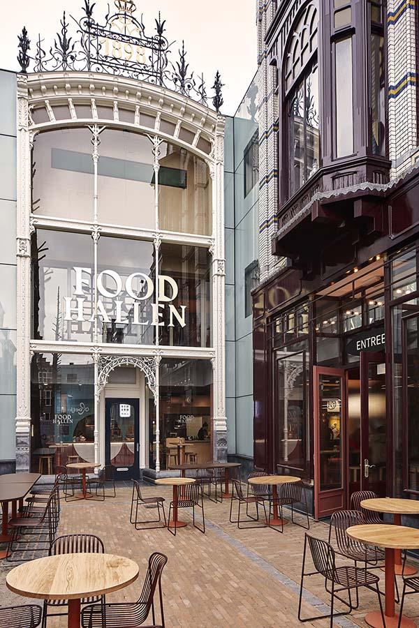 Foodhallen Haagsche Bluf