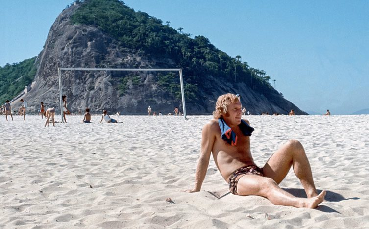 Football in the 1970s, The Age of Innocence — Taschen Books