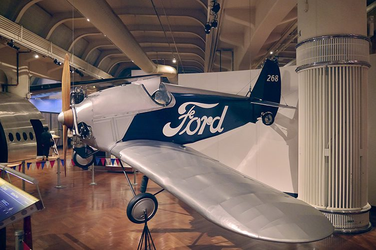 At Home With Ford Motor Company, Pt.1