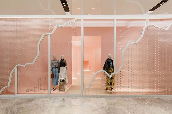 Forty Five Ten New York​ Concept Store inc. 4510/SIX at The Shops at Hudson Yards New York