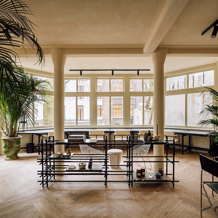 Prinsengracht Coworking Space