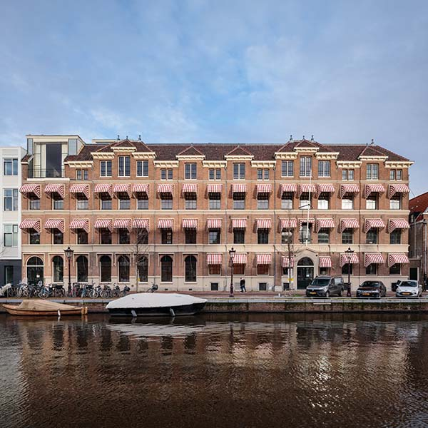 Fosbury & Sons Amsterdam Prinsengracht Coworking Space