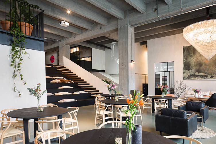 Fosbury and Sons Antwerpen Co-Working