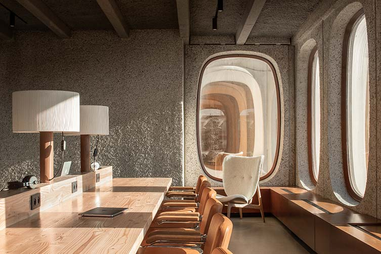 Fosbury & Sons Boitsfort, Brussels Co-Working Designed by Going East