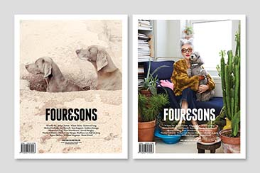 Four&Sons Issue Ten Release