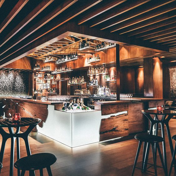 Bar Counter Ideas Design: Four Seasons Sydney