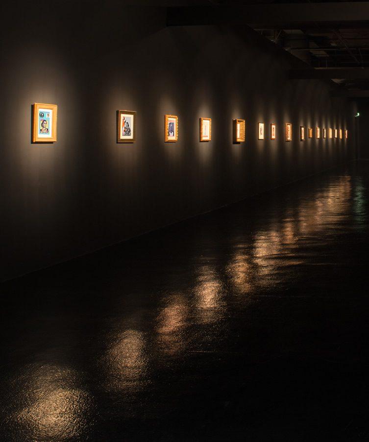 Francesco Vezzoli — Museum of Crying Women
