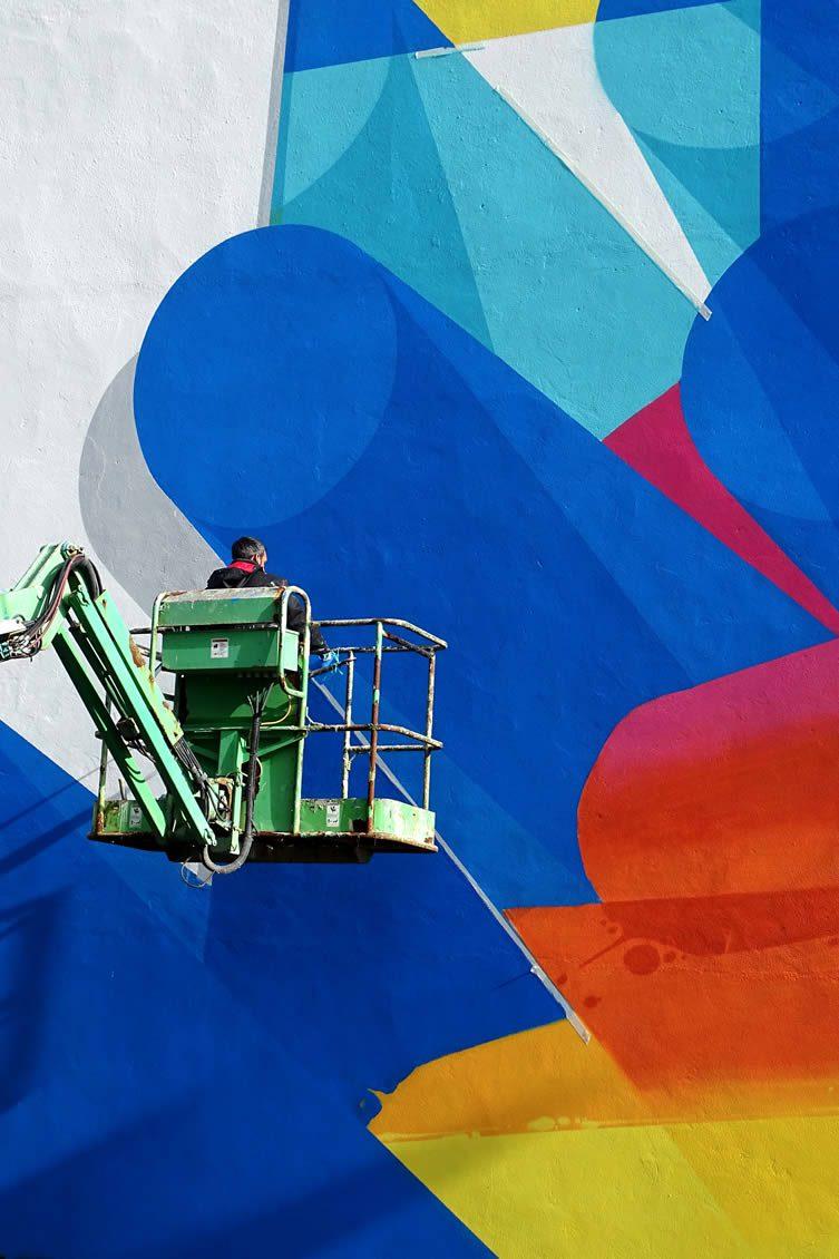 Toystory, Street-art à Brest 2016
