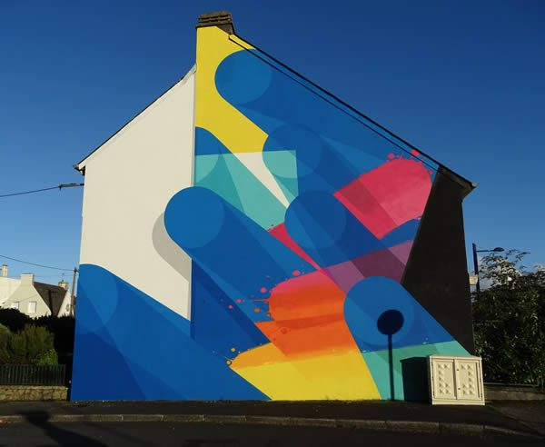 Franck Noto aka Zest Interview: Street Artist and Graffiti Writer