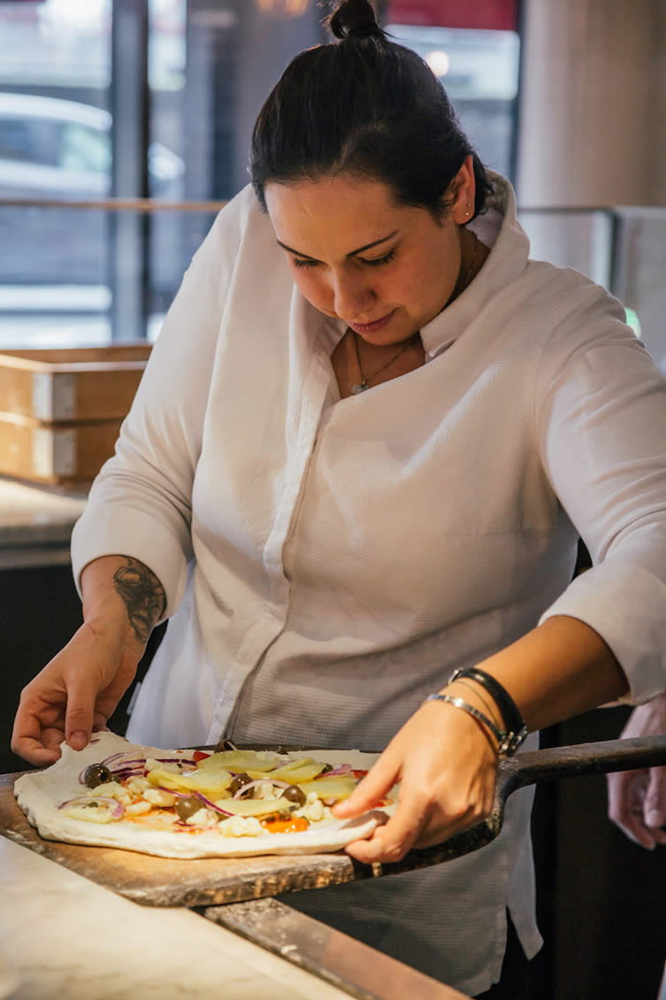 Franco Manca Collaboration with Martina Caruso