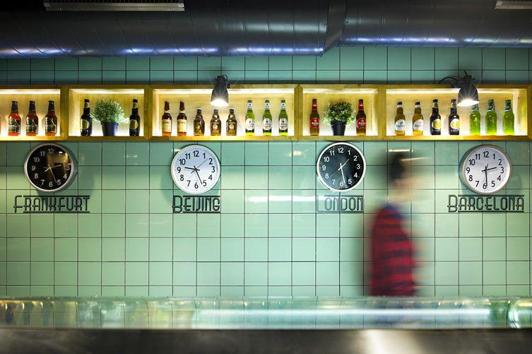 Frankfurt Station, Barcelona