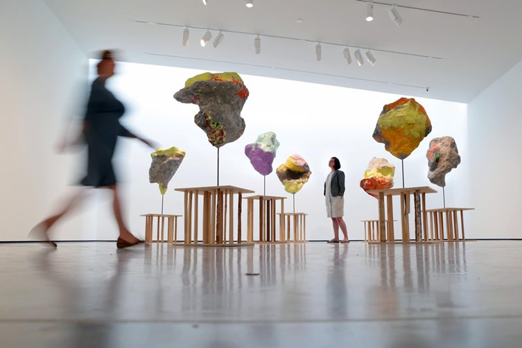 Franz West — Where is my Eight? at Hepworth Wakefield
