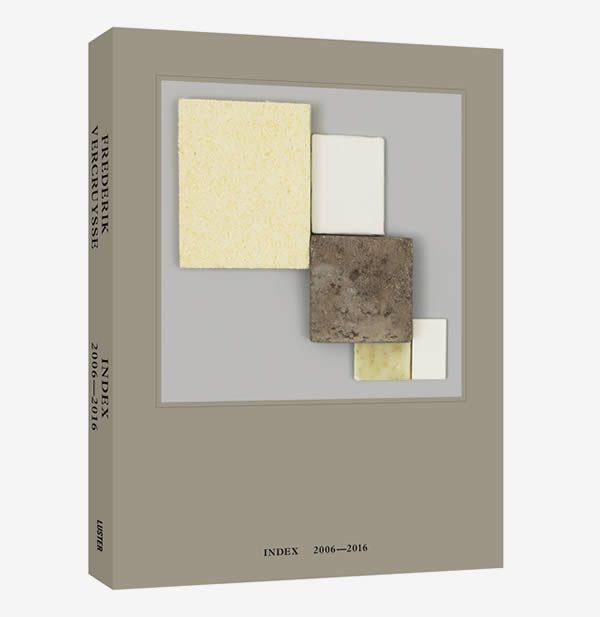 Frederik Vercruysse, index 2006-2016 Photography Book