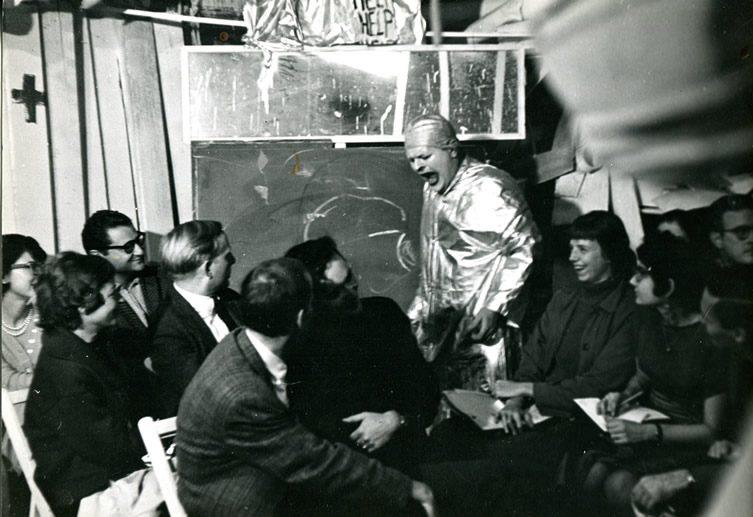 Fred McDarrah: The Artist's World