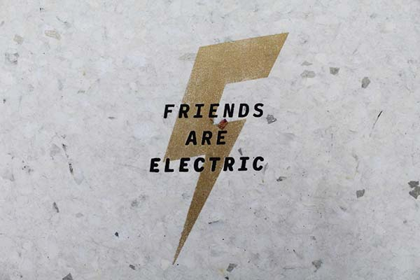 Friends Are Electric Bath Concept Store and Café, Design Shop and Third Wave Coffee