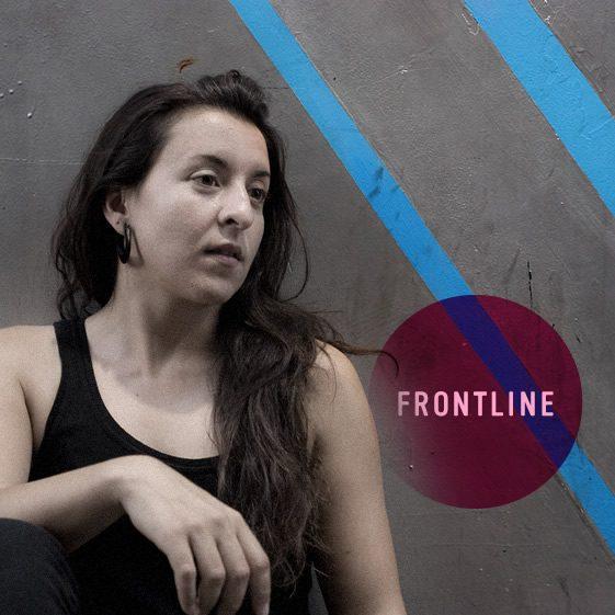 Frontline; Violeta Beral Vazquez