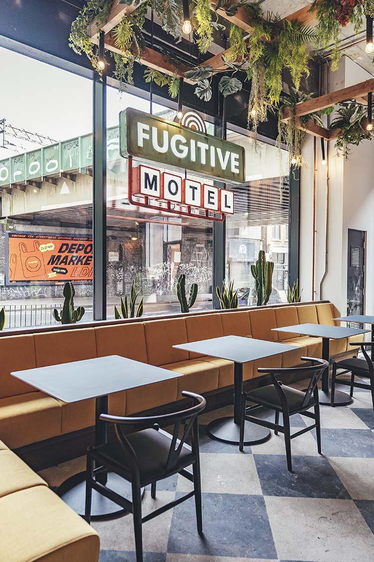 Fugitive Motel London