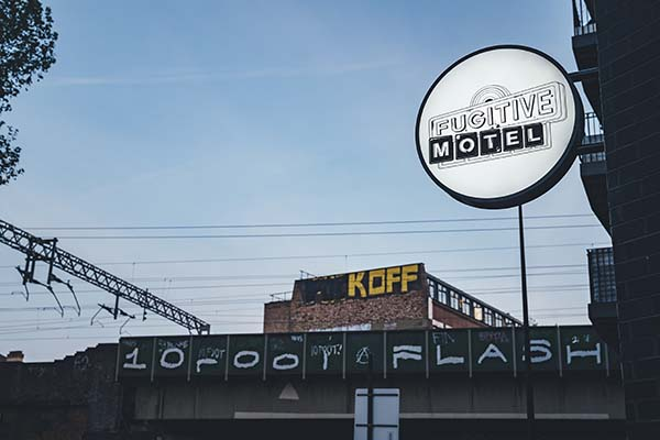 Fugitive Motel Bethnal Green Gardens, London Craft Beer and Pizza