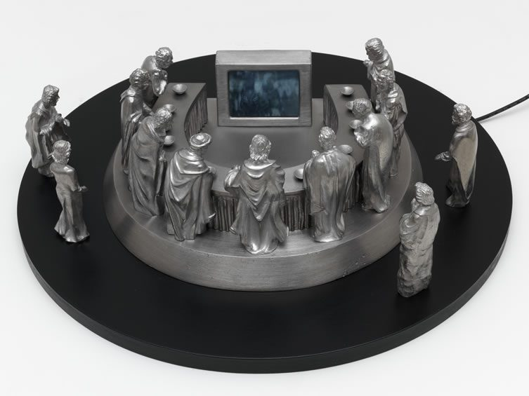 Christoph Schlingensief, Last Supper
