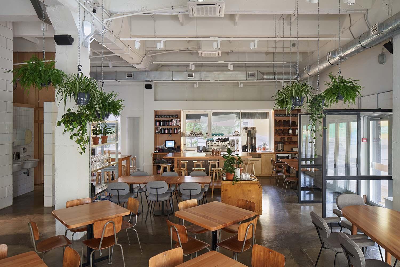 Futura Bistro Saint Petersburg, Restaurant Designed by Rhizome