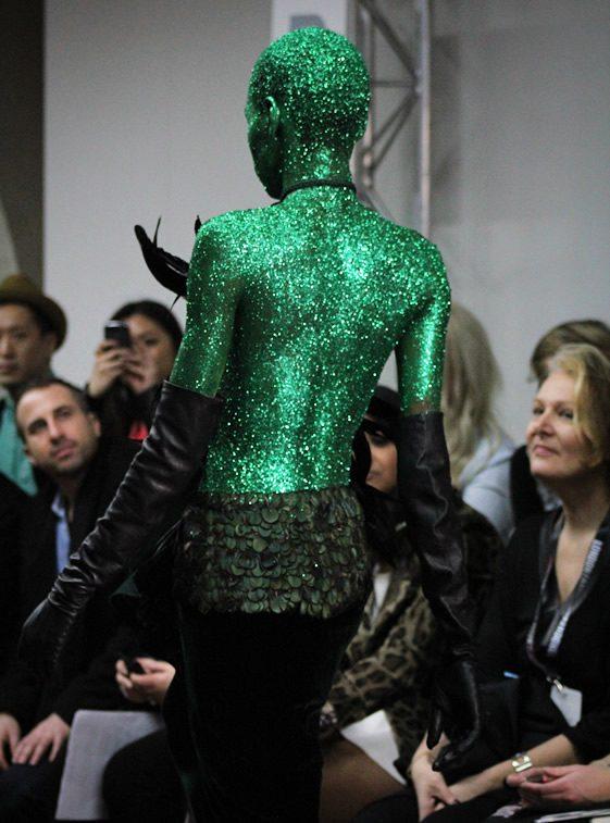 London Fashion Week; Fyodor Golan