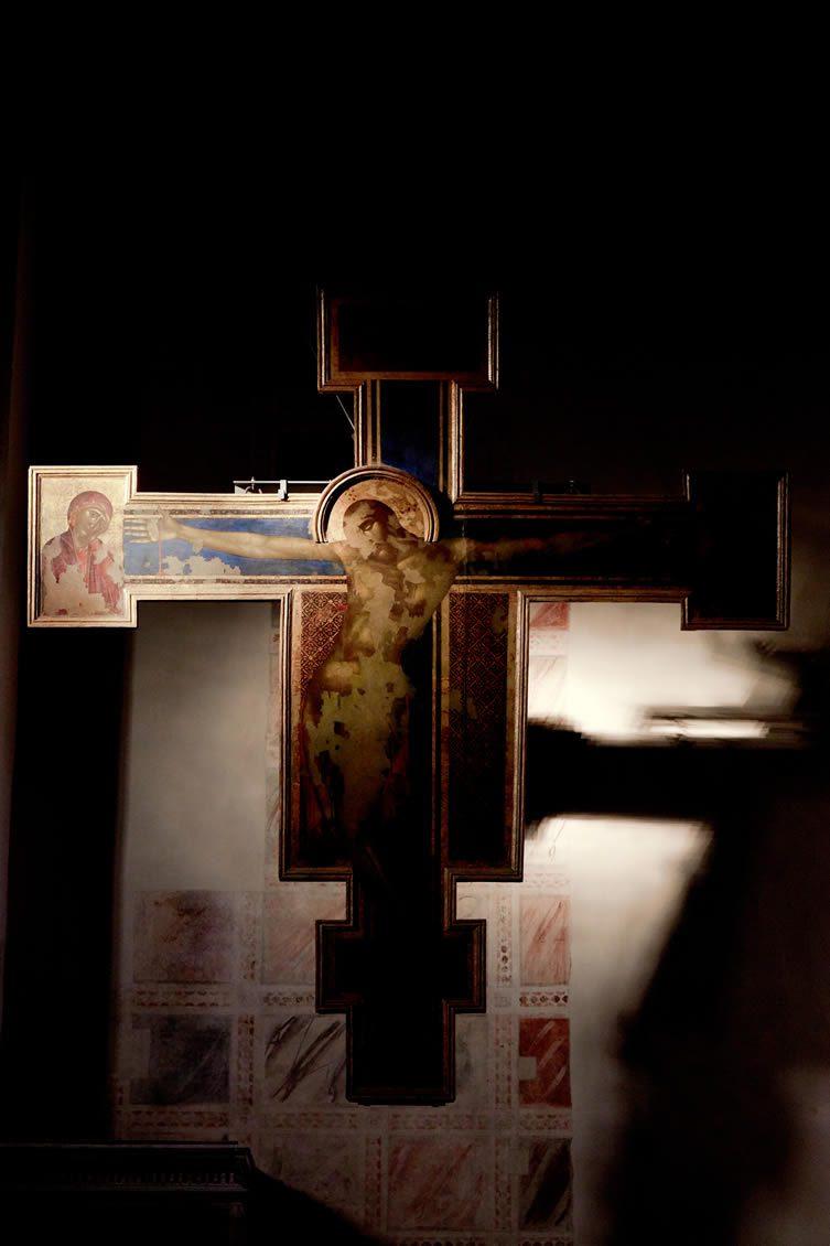 Cimabue, Crucifix