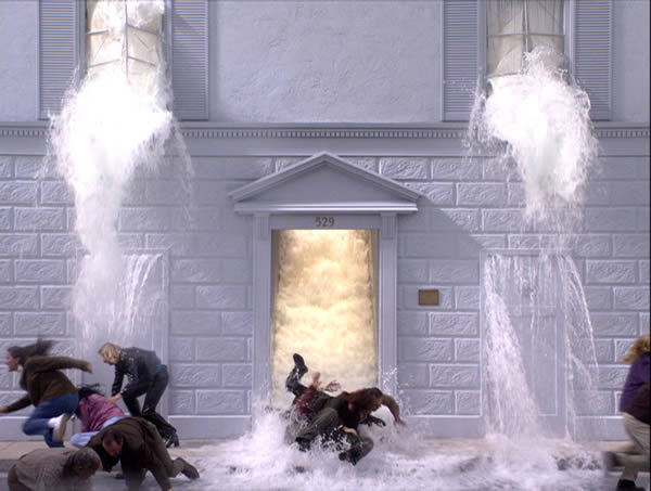 The Deluge (Going Forth By Day), Bill Viola