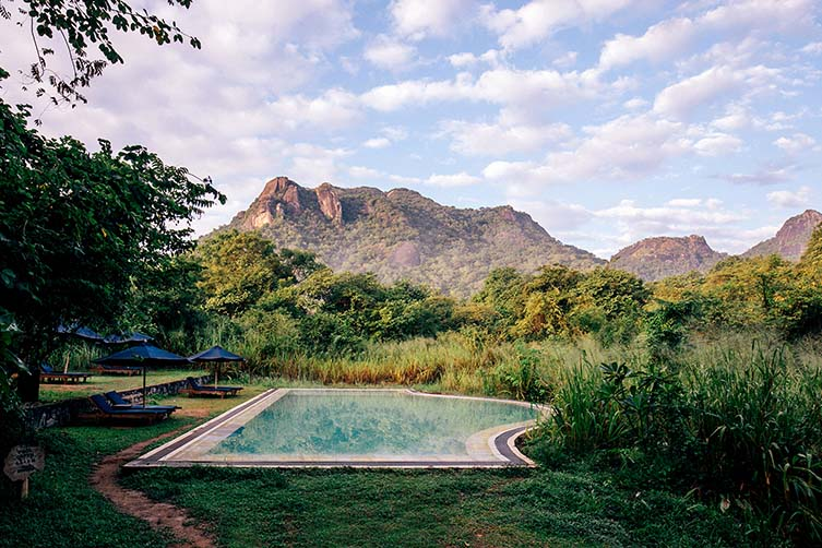 Gal Oya Lodge, Gal Oya National Park