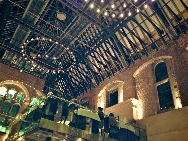 Galvin La Chapelle Spitalfields London