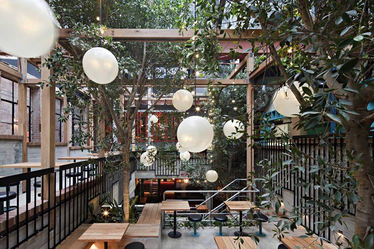 Melbourne CBD Garden State Hotel