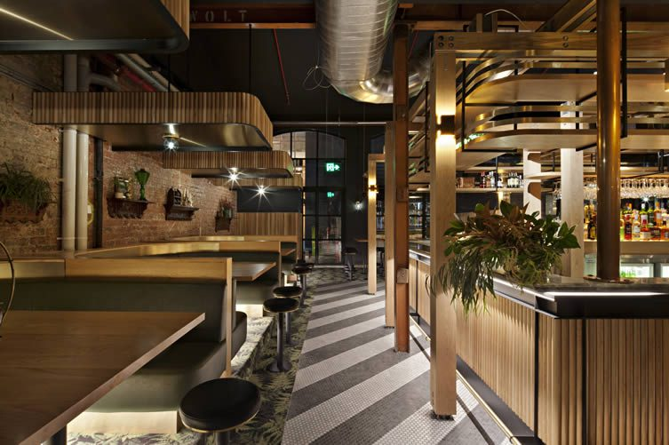 Garden State Hotel Melbourne by Technē Architecture + Interior Design