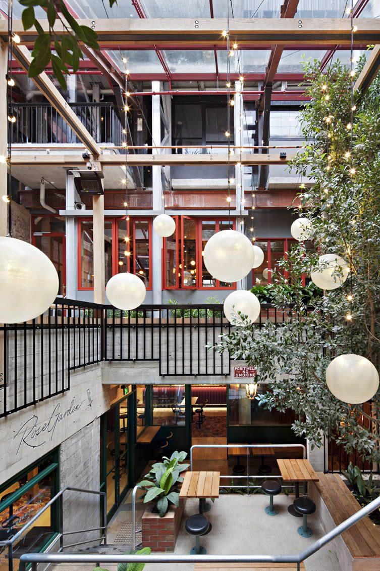 Garden State Hotel Melbourne, Flinders Lane