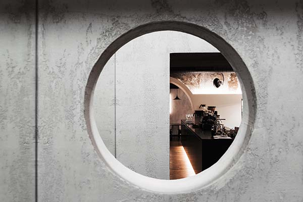Gastrobar O St Petersburg, Restaurant Design by Rhizome
