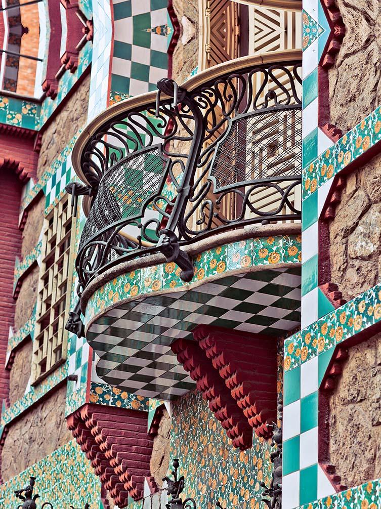 Casa Vicens, Barcelona, 1878–1888