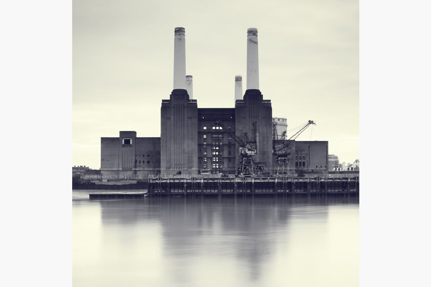 Design Geekery; Battersea Power Station