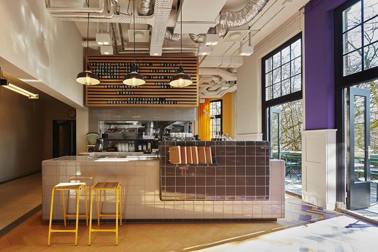 Generator Amsterdam Café