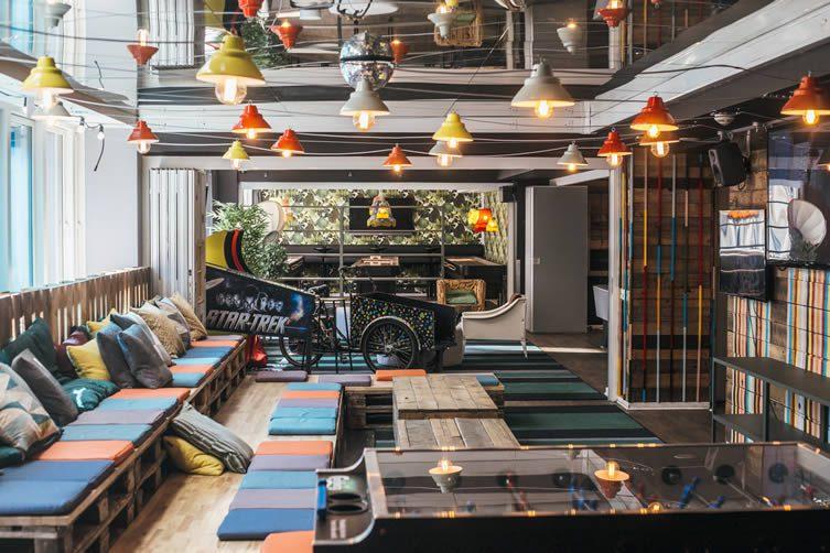 Generator copenhagen generator hostels k benhavn designagency for Kopenhagen hostel
