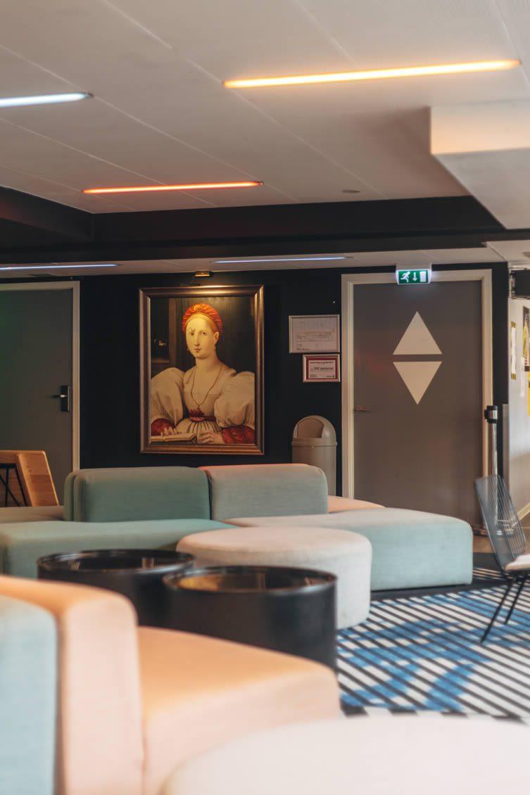 Generator Hostels Copenhagen