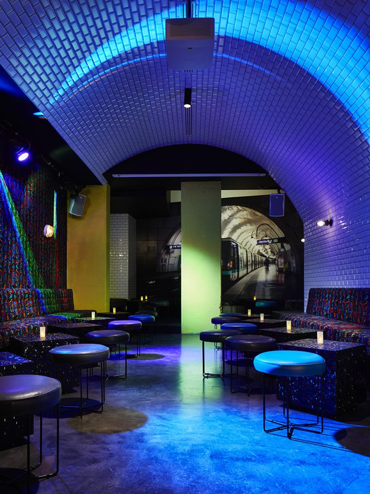 Generator Paris design hostel