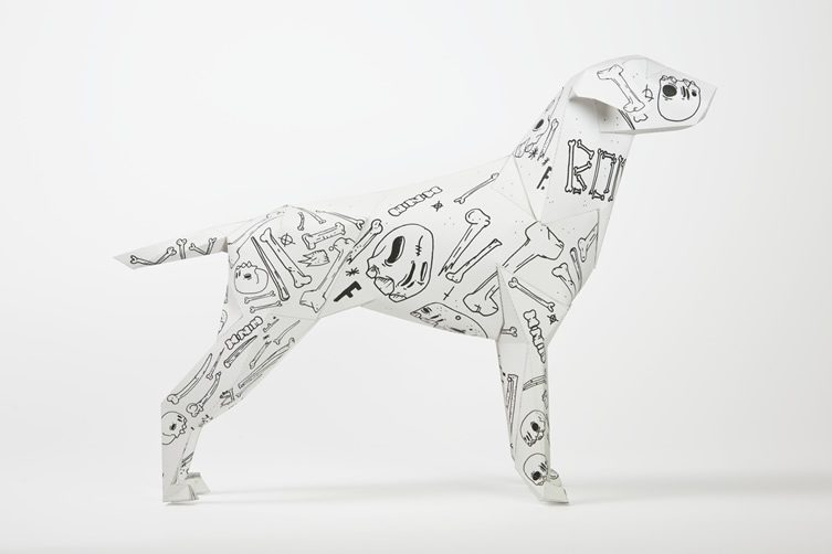 Gerald the Lazerian Dog