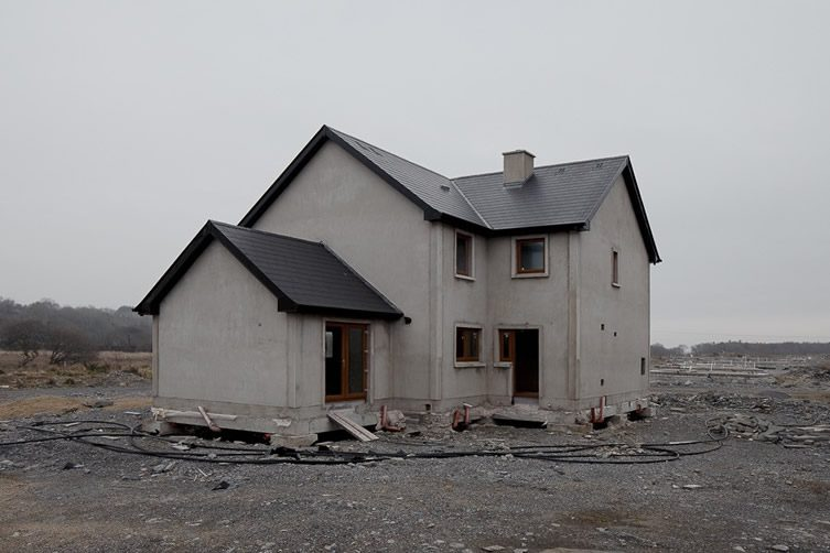Valérie Anex — Ghost Estates
