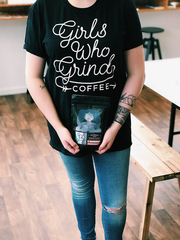 Girls Who Grind Coffee, Fi O'Brien and Casey Lalonde Interview
