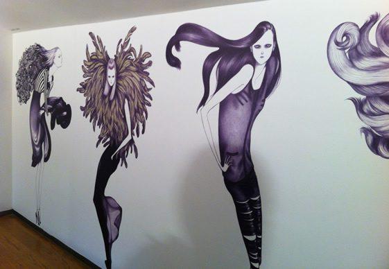 Go Figure: New Fashion Illustration