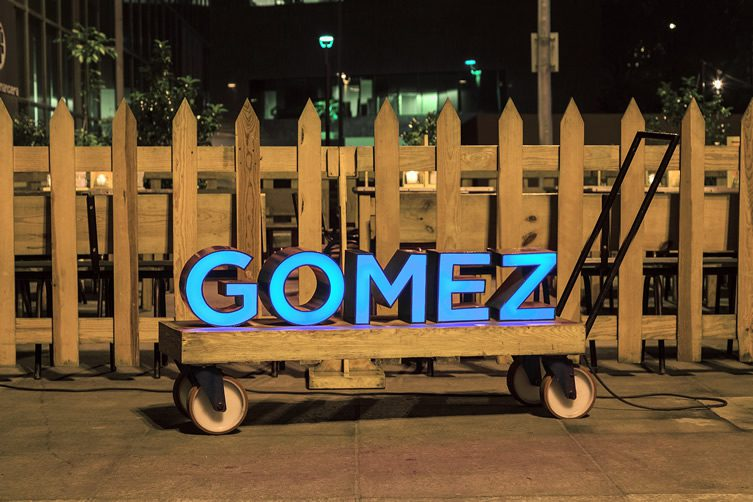Gomez Bar San Pedro Mexico